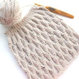 Lutter Idyl ripple stitch