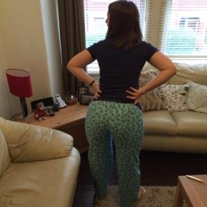 Margot PJs rear