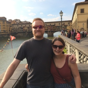 Ponte Vecchio, Florence. Must go back.