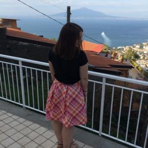 Vesuvius back
