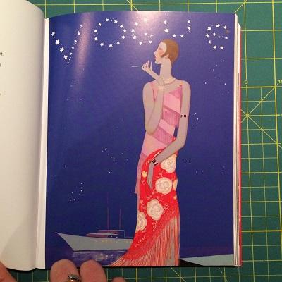 Vogue starlight cover