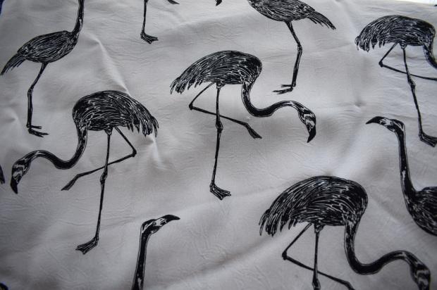 Flamingo rayon